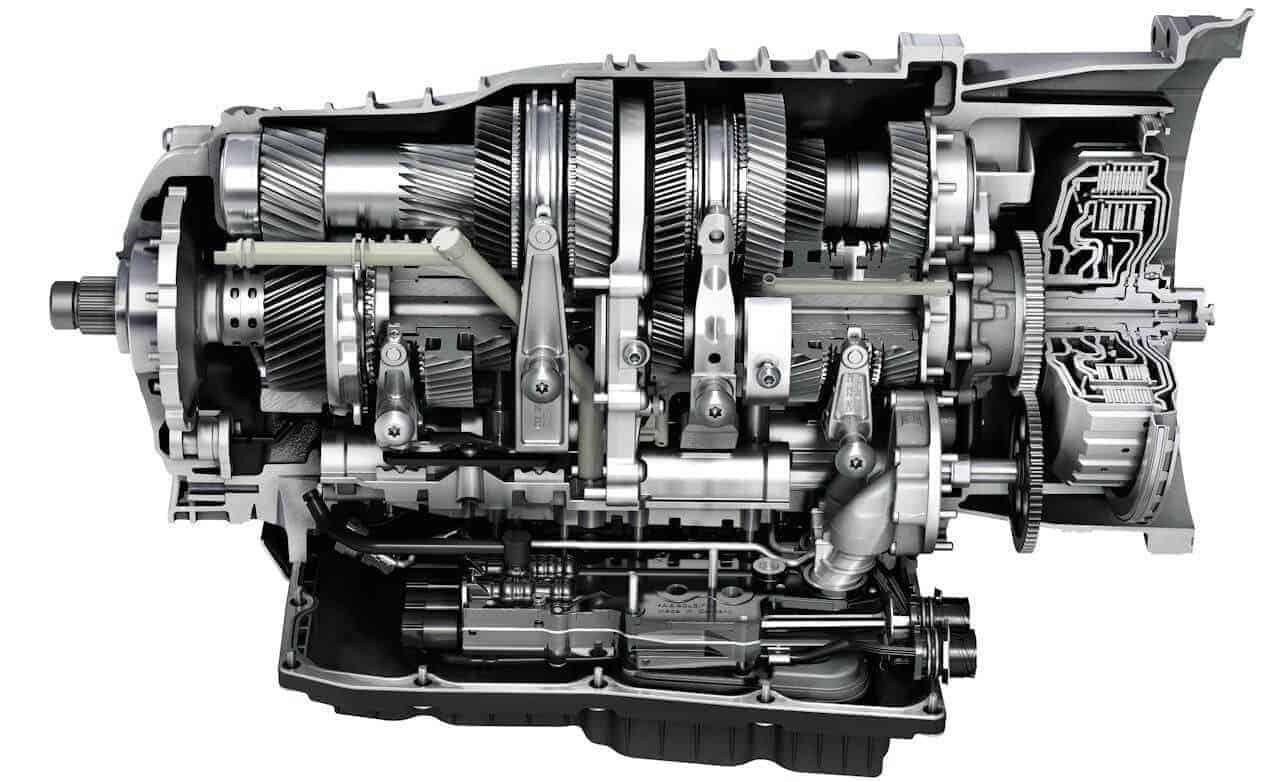 Dodge Transmission Rebuild