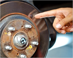 Time for New Brakes? - A-Affordable Transmissions Center