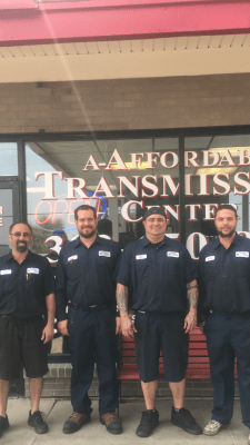 Team A-Affordable Transmissions Center North Denver Metro
