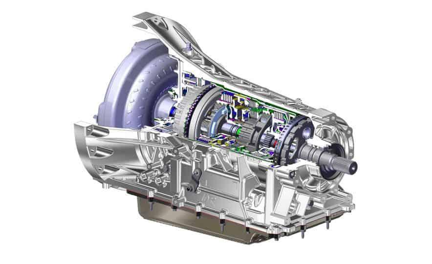 Automatic Transmission Repair & Rebuild