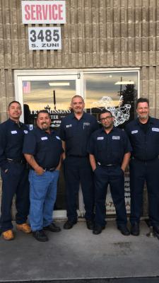 Team A-Affordable Transmissions Center South Denver Metro
