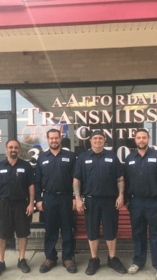A-Affordable Transmissions Center Team North Denver Metro